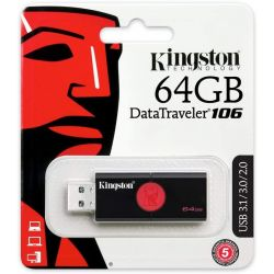 Cle USB 3.0 Kingston DataTravelever 64Go