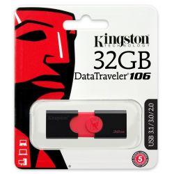 Cle USB 3.0 Kingston DataTravelever 106 32 Go